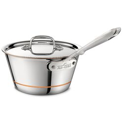 Copper Core 2.5-qt. Saucepan with Lid