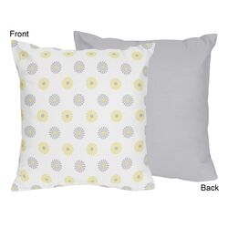 Mod Garden Decorative Pillow