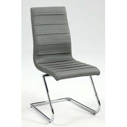 Janet High Back Side Chair (Set of 2)