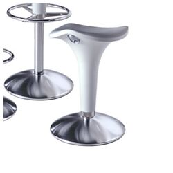 Zanzibar Adjustable Height Bar Stool (Set of 2)