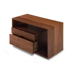 Lineground Side Table / Nightstand #1
