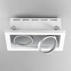 Invisibli Rectangle LED Recessed Trim