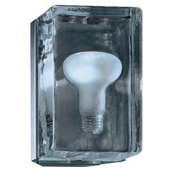Birne Wall Sconce in Nickel