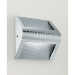 Hot Wall Sconce in Brushed Chrome