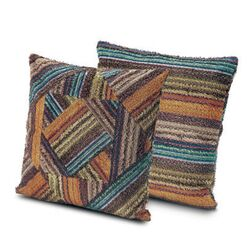 Oxford Patchwork Pillow