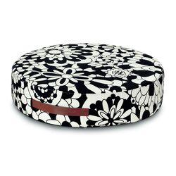 Vevey B and N Round Floor Cushion