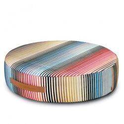 Jacaranda Round Floor Cushion