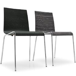 Online 4 Leg Base Chair (Set of 2)