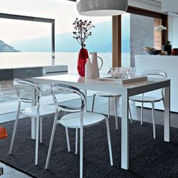 Wien and Key Dining Set-Key Dining Table