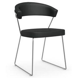 New York Sled Base Chair (Set of 2)