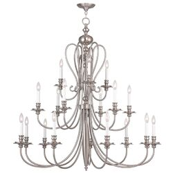 Caldwell 16 Light Candle Chandelier
