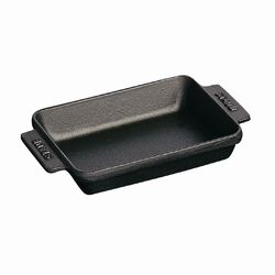 Mini Rectangular 8 oz. Baking/Roasting Dish