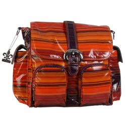 Double Duty Sunset Satchel