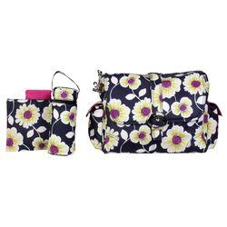 Jewel Daisies Shoulder Bag