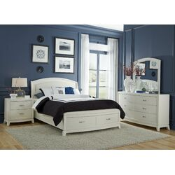 Stellar Home Cosmopolis Queen Platform Customizable Bedroom Set Reviews Wayfair