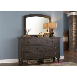 Solid Living 7 Drawer Dresser