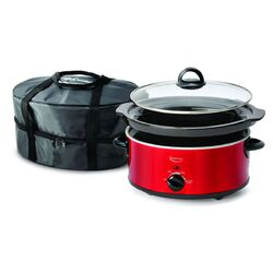 5 Qt. Slow Cooker with Travel Bag