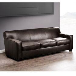 Grace Leather Sofa