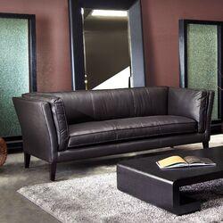 Estate Leather Sofa