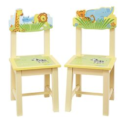 Savanna Smiles Kids Desk Chair