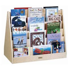 Double Sided Book Stand