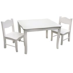 Kidkraft Nantucket Kids 4 Piece Table Amp Chair Set