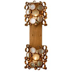 Fascination HO 2 Light Vertical Wall Sconce
