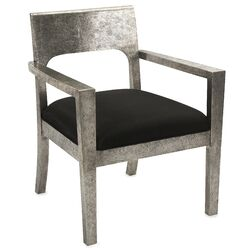 Harvey Metal Clad Wood Arm Chair