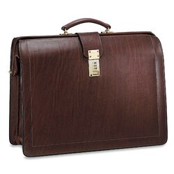 Belting Classic Laptop Briefcase