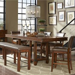 Manchester Counter Height Dining Set