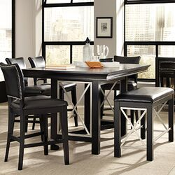 Milano Counter Height Dining Set