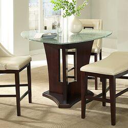 Soho 3 Piece Counter Height Dining Set