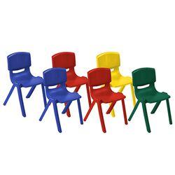 Plastic Classroom Chairs