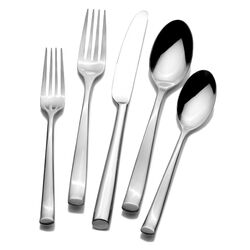 Traditions 20 Piece Addison Flatware Set