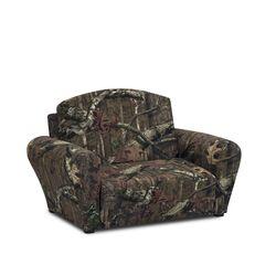 Mossy Oak Infinity Kids Sleeper Sofa