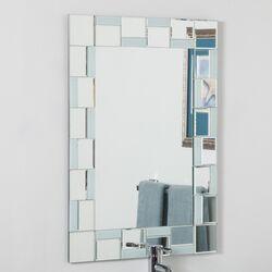 Quebec Modern Bathroom Mirror