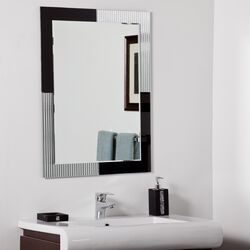 Jasmine Modern Bathroom Mirror