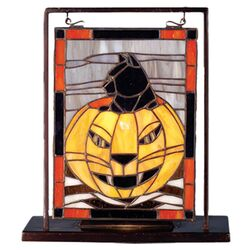 Holiday Halloween Lighted Mini Table Lamp