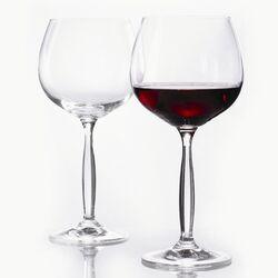 Opera Burgundy Glass