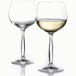 Opera Small Burgundy Glass