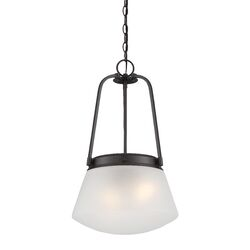 Chloe Lighting Victorian 2 Light Pendant