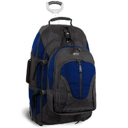 Hudson Rolling Backpack
