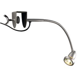 SLV Neat Flex 1 Light Reading Wall Light with Switch-In Power Cable