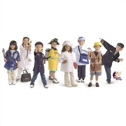 Community Helper Costume Set