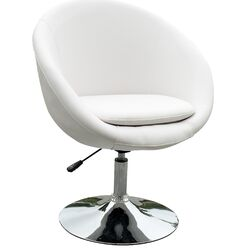 Barrel Adjustable Leisure Side Chair