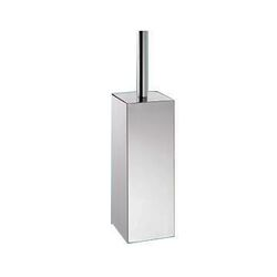 Nemesia Toilet Brush Holder in Stainless Steel