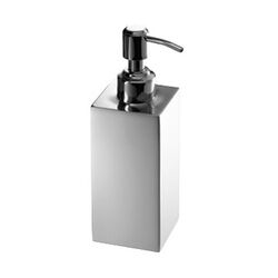 Nemesia Soap Dispenser in Stainless Steel