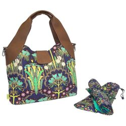 Wildflower Diaper Bag