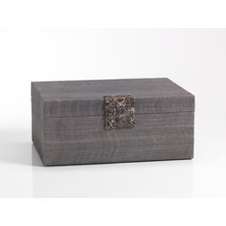 Wavy Silken Abaca Hinge Box