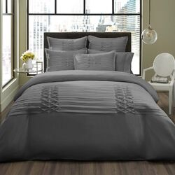 Triple Diamond 2 Piece Duvet Cover Set